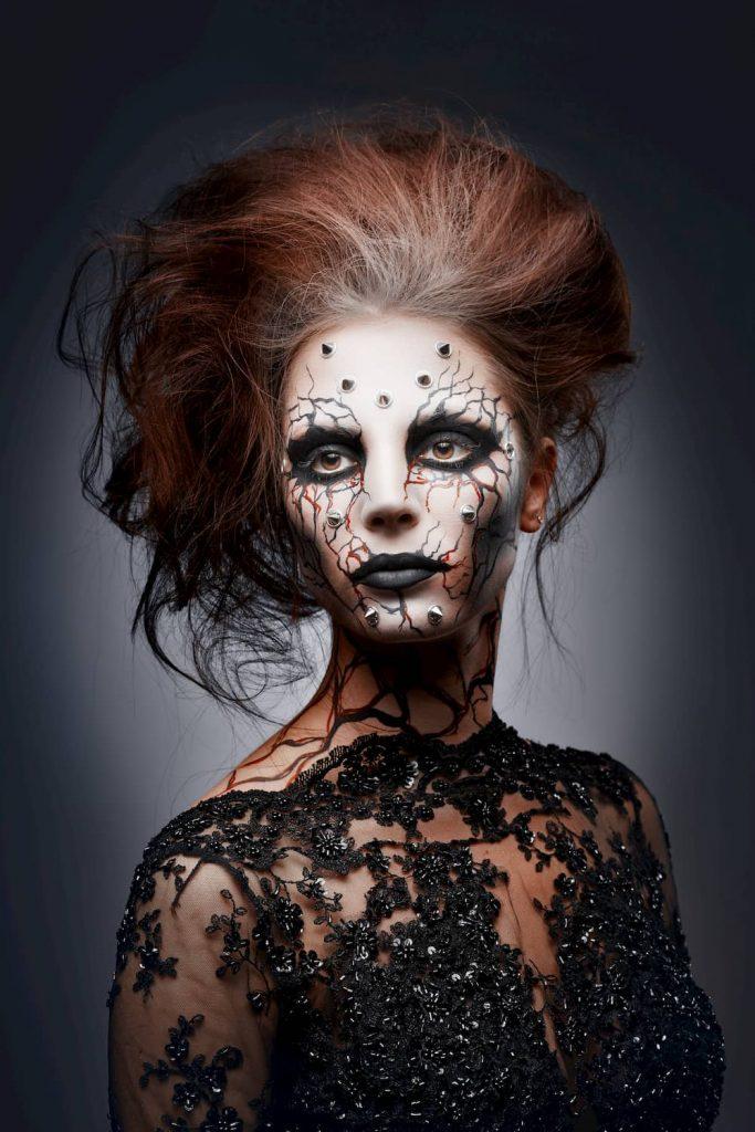 Make-up strega 31 ottobre - Halloween