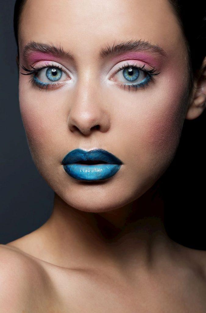 Trend Make-up Autunno-Inverno - rossetto blu