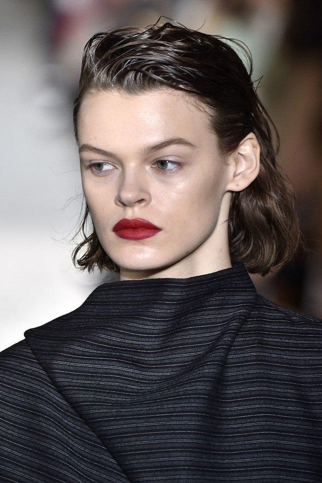 Trend di make-up per l'inverno 2020, Ferragamo. Ecco come truccarsi questo autunno-inverno 2020