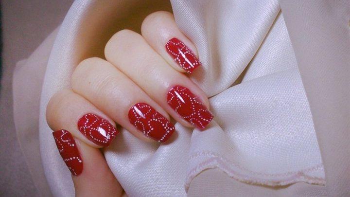 Idee unghie san valentino