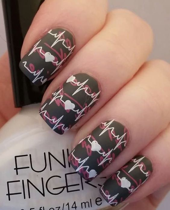 Unghie per San Valentino, idee di Nail Art